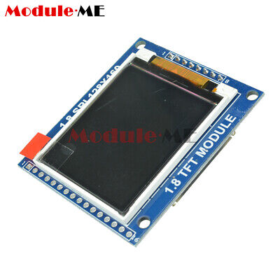 1.8 Inch Mini Serial SPI TFT LCD Module Display with PCB Adapter ST7735B IC MO