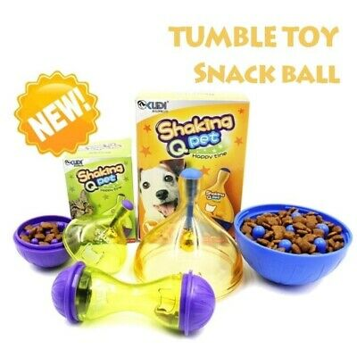 Cat & Dog Interactive Treat Toys - Cat Toys, Dog Toys, Puppy Toys, Small Breeds
