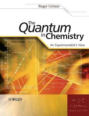 The Quantum in Chemistry by R. Grinter Hardcover Book (English)