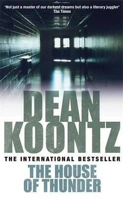 The House of Thunder by Dean Koontz Paperback Book