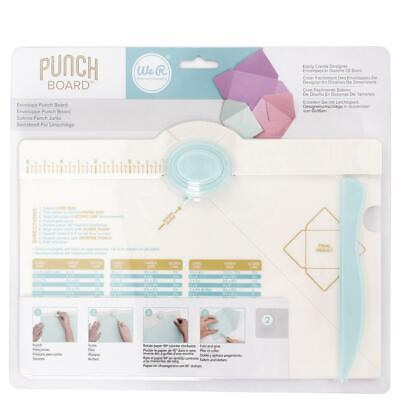 Envelope Punch Board, Briefumschläge