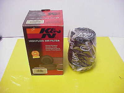 """NEW K&N RE-0930 HiPerformance Universal Clamp-on Air Filter 3"""" Flange 6"""" Tall J6"""