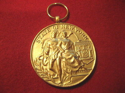 Medal NY Service in Aid of Civil Authorities/no ribbon