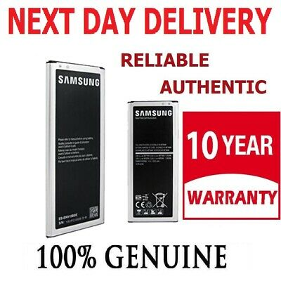 Original Genuine Battery For Samsung Galaxy Note 4 Four NFC SM-N910C 3220mAh NFC