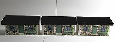 Thomas The Tank And Friends -  1 Wooden Cottage Building House!!  **rare/new**
