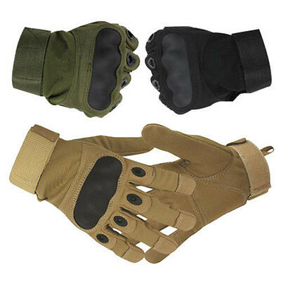 Men's Sporting Tactical Military Gloves Airsoft Hunting Motorcycle Winter Gloves