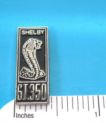 GT 350  GT350 350 GT SHELBY Mustang - hat pin , lapel pin, tie tac GIFT  BOXED