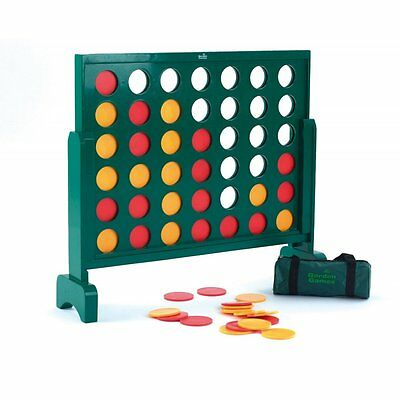 Jumbo 4 with Counter Bag - Giant Connect 4 Game