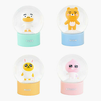 [KAKAO FRIENDS] 2016 Winter Special Edition Mini Snow Globes