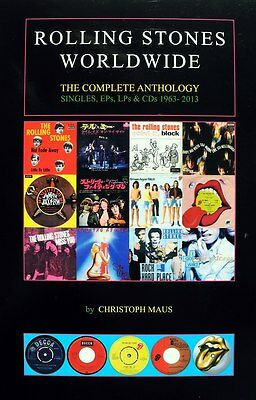 ROLLING STONES WORLDWIDE Vol. I- IV The Complete Anthology, lim.edition BOX