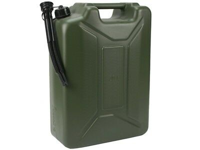 Fuel canister Plastic Olive 20L