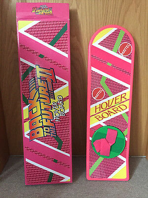 Back to the Future HOVERBOARD - comes with MATTEL stickers - Universal Studios