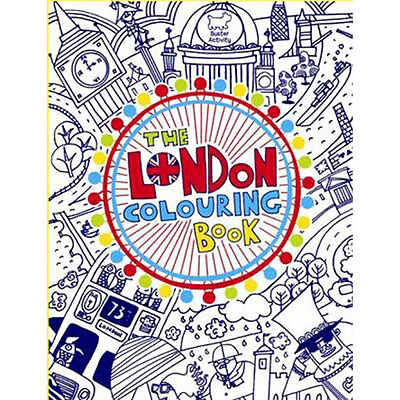 The London Colouring Book (Paperback), Children's Books, Brand New