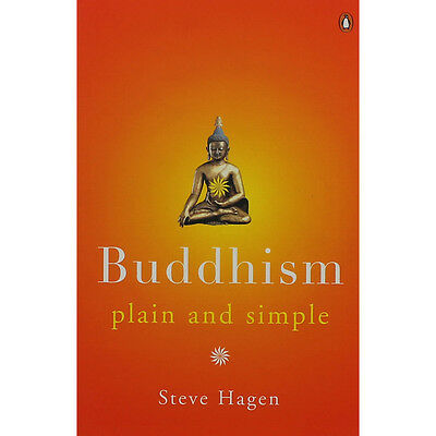 Buddhism Plain and Simple by Steve Hagen (Paperback), Non Fiction Books, New