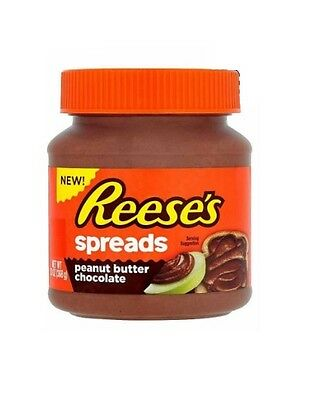 Reeses Spread Peanut Butter Chocolate (e368g)
