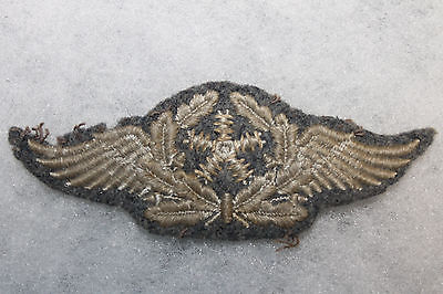 Original WW2 German Luftwaffe Flight Technical Personnel's Cloth Trade Badge