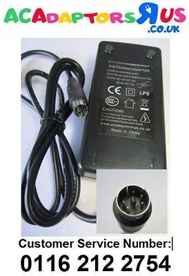 5VDC 12VDC 5PIN 12V 5V AC-DC Power Adapter WD Elements WD5000C035 Hard Drive