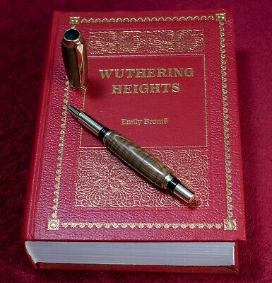 The Brontë Sisters Antique Authenticated Rollerball Pen