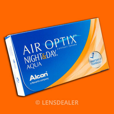 » Air Optix Night and Day Aqua 6er« KONTAKTLINSEN MONATSLINSEN ALCON CIBA VISION