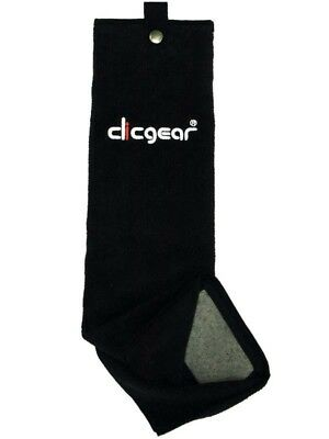 Clicgear Towel Black