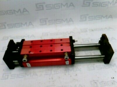 Gemotec KLM 50-H63/75 Pneumatic Linear Axis Module