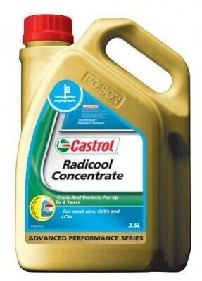 Castrol Radicool Coolant Concentrate 2.5L 3377732