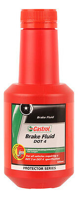 Castrol Brake Fluid DOT 4 500mL 3377669