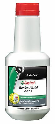 Castrol Brake Fluid DOT 3 500mL 3377668