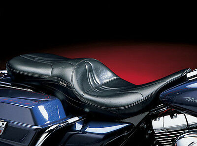 LePera Sorrento Touring Seat LN907 Harley FLHT Electra Glide 1997-01 Made in USA