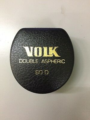 Volk 60D Double Aspheric Fundus Lens (made in USA)