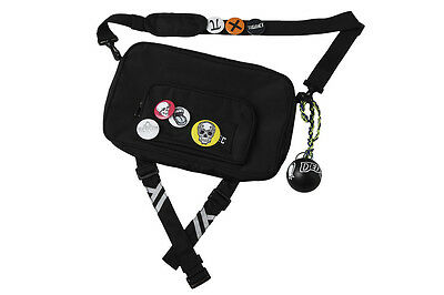 New Game Watch Dogs 2 Marcus Holloway Dedsec Shouder Cross Body Bag Badges