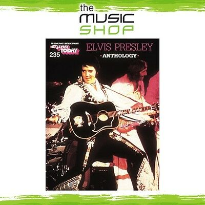 New EZ Play #235 Elvis Presley Anthology Piano Music Book - Easy Play