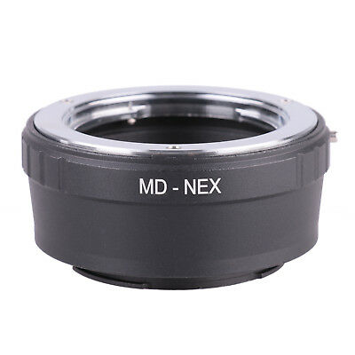 MD-NEX Adapter Ring Minolta MC/MD Lens To Sony NEX A6000 A7M2 A7R II E-mount
