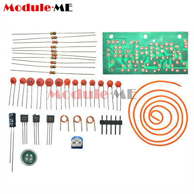 DC 1.5V-9V FM Wireless Microphone DIY Electronic Learning Kits 80MHz-108MHz MO