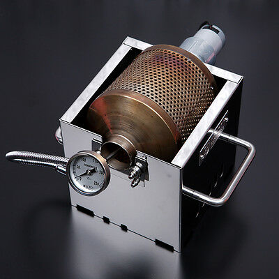 New Kaldi Home Mini Coffee Bean Roaster Motored Driver Type AC220V DC12V