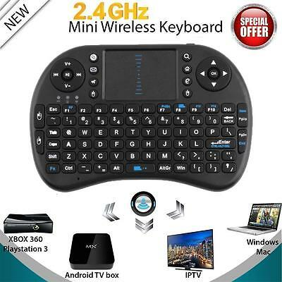 PC Wireless Keyboard Handheld Keyboard Touchpad Mouse for PC Android TV BOX AO
