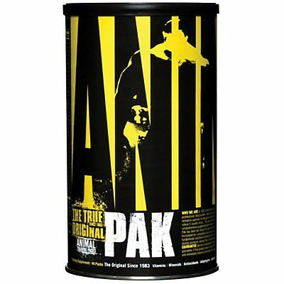 Universal Nutrition Animal Pak 44 Packs Multivitamin All-in-One