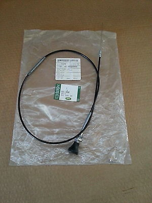 Genuine Land Rover Choke Cable V8 Twin Carb Rhd Models Series & Defender Ntc3932