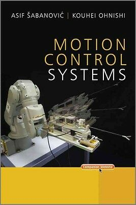 Motion Control Systems by Asif Sabanovic Hardcover Book (English)