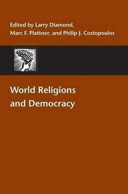World Religions and Democracy by Larry Diamond Paperback Book (English)