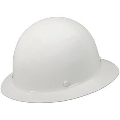 Msa - Skullgard Protective Hard Hats Ratchet Suspension Size 6 1/2 - 8 White