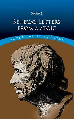 Seneca's Letters from a Stoic by Lucius Annaeus Seneca (English) Paperback Book
