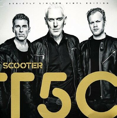 SCOOTER The Fifth Chapter - 2LP / Vinyl - Limited Edition (T5C)