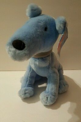 """Clifford the Big Red Dog Kohl's Cares for Kids Mac blue Great Dane plush 12"""""""