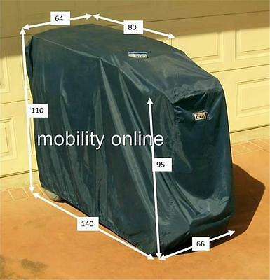 Extra Large Scooter Cover. Electric Mobility Scooter Cover. Heavy Duty W/Proof