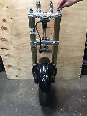 Triumph 1050 Tiger Front Fork Assembly - 2008  - Used