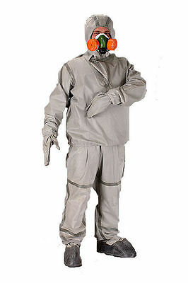 Russian Protective Suit L-1 Chemical NBC Waterproof USSR Army