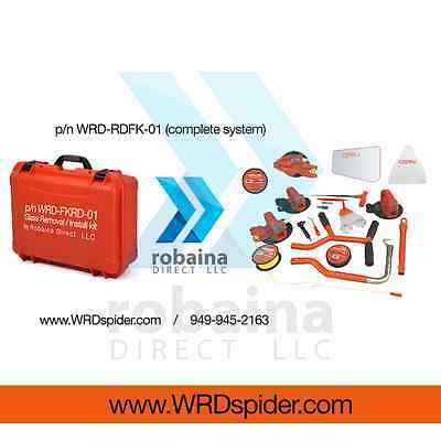 WRDspider-com WRD-FKRD-01 glass windshield removal system (fiber line)