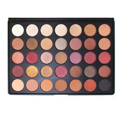 Morphe 35F Fall in to Frost Eyeshadow Palette *bnib* 100% authentic
