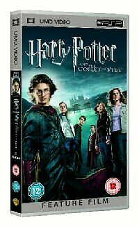 Harry Potter And The Goblet Of Fire [UMD Mini for PSP] [2005], Good Condition DV